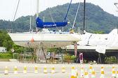 Puerto de Phuket — Foto de Stock