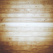 Vintage Brown wood plank wall texture background — Stock Photo