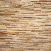Stone tile brick wall texture — Stock Photo