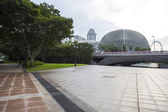 Esplanade. Sinapore — Stock Photo