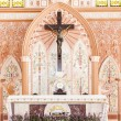 Church interior — Stock Photo #38826811