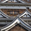 Stock Photo: HiroshimCastle. Japan