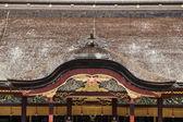 Dazaifu Tenmangu Shrine detail — Stock Photo