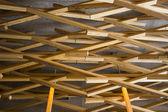 Wood art — Stock Photo