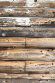 Big Brown wood plank wall texture background — Stock Photo