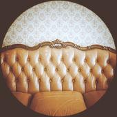 老式复古椅子 — 图库照片