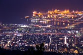 10 million dollars night view. KOBE. JAPAN — Stock Photo