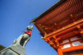 Fushimi Inari Taisha shrine. Kyoto. Japan — Stock Photo