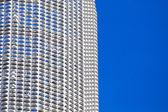 Art modern architecture building — Foto Stock