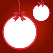 Xmas ball for Chrismas festival. eps10 — 图库矢量图片