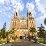 Saint mary cathedral. Yangon. Myanmar. — Stock Photo #50049863