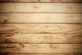 Big Brown wood plank wall texture and background — Stock Photo