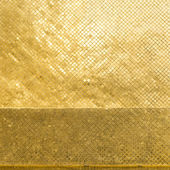 Gold texture and background detail — 图库照片