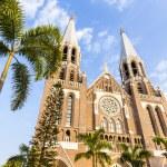 Saint mary cathedral. Yangon. Myanmar. — Stock Photo #50050233