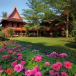 Thai style house — Stock Photo #12905655