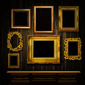 Gallery display — Stock Photo