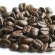 Hires coffee beans — Stock Photo