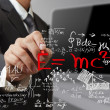Royalty-Free Stock Photo: Maths and science
