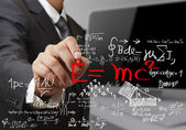 Maths and science — Stock Photo
