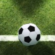 Soccer ball — Stock Photo #13122409