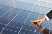 Ouch renewable energy systems — Stock Photo