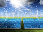 Energy saving — Stock Photo