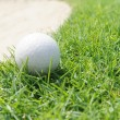 Golf ball on green — Stock Photo #13148994