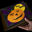 Halloween pumpkin — Stock Photo #13149219