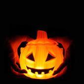 Calabaza de halloween — Foto de Stock