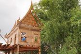 Construction autochtone — Photo