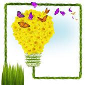 Floral background — Stok fotoğraf