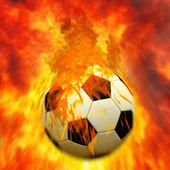 サッカー ボール — ストック写真