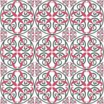Seamless geometric background — Stock Vector #13346640