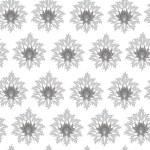 Бесшовный монохромный оригинальный фон — Cтоковый вектор