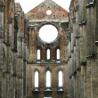 San Galgano — Stock Photo