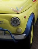 Old italian collection car: Fiat 500 — Photo