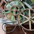 Old machinery - Stock Photo