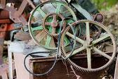 Old machinery — Stock Photo