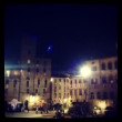 Arezzo by night — Stock Photo