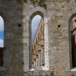 Abbazia di San Galgano — Stock Photo