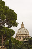 Saint peters cathedral dome — Stock Photo