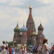 Saint Basil Cathedral — Stock Video
