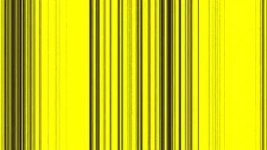 Vertical Black Lines on Yellow — Stock Video