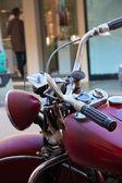 Indian Motorbike — Stock Photo