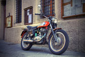 Ducati Scrambler — Stock Photo