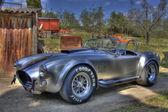 Cobra car — Stock Photo