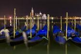 San giorgio maggiore by night — Стоковое фото