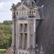 Window in chateau of Chambord — Stock Photo #13262614