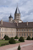 Cluny manastırı kulesi — Stok fotoğraf