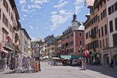 Place Saint Leger — Stock Photo